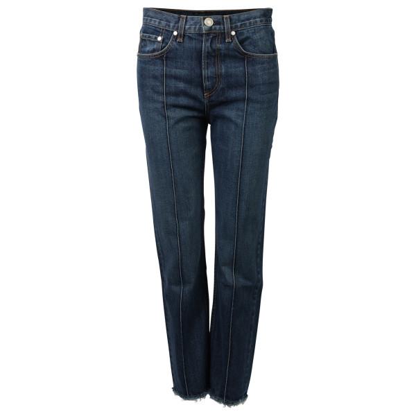 Rag & Bone Ankle Jeans Dagmar Straight