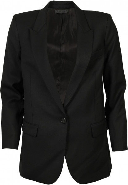 Women's Nili Lotan Suit Jacket Diane Black