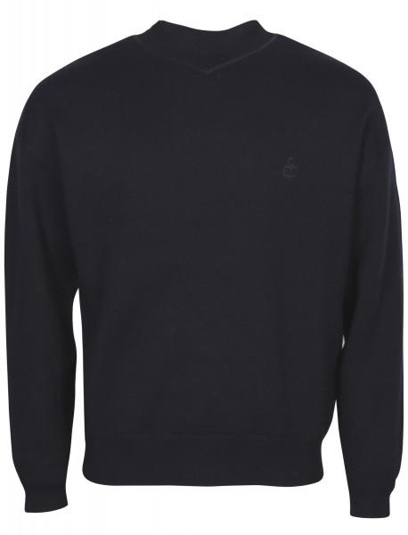 Men's Isabel Marant Knit Sweater Elty Midnight Blue