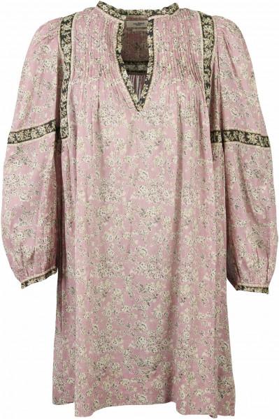 Women's Isabel Marant Etoile Dress Virginie Pink Printed