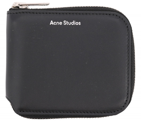 Acne Studios Wallet Kei Black
