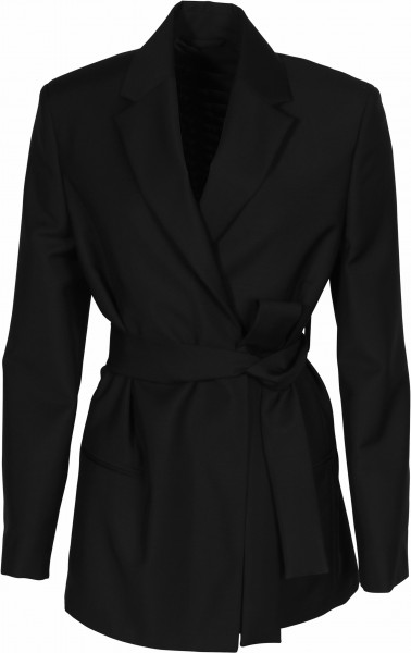 Women's Acne Studios Wool Blazer Janine Black