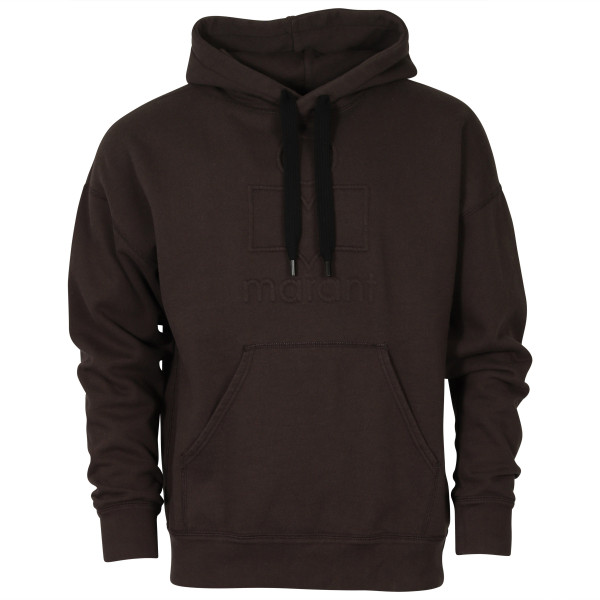 Men's Isabel Marant Hoodie Miley anthracite
