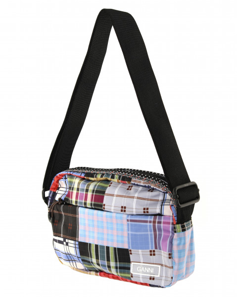 Women's Ganni Nylon Bag Multicolour