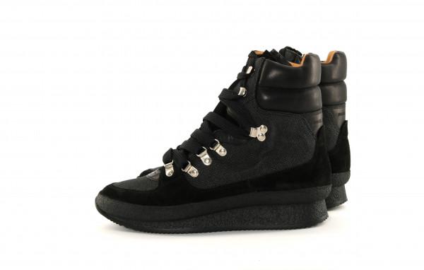Women's Isabel Marant Hiking Boots Brendty Black
