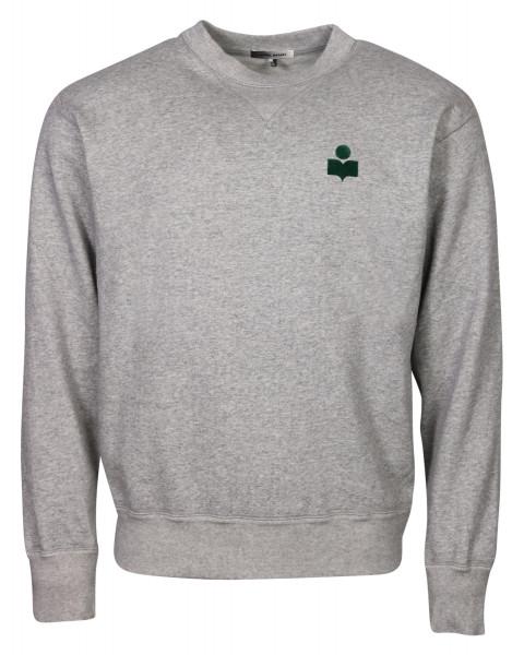 Men's Isabel Marant Sweatshirt Mike Grey