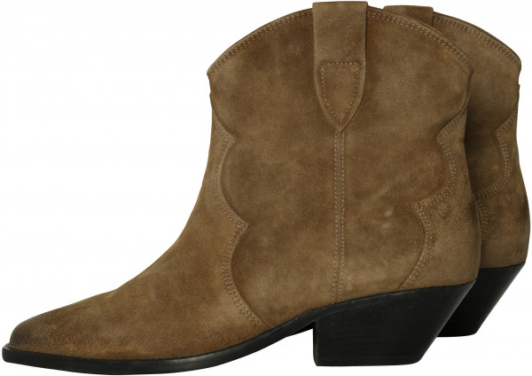 Women's Isabel Marant Dewina Boots Taupe