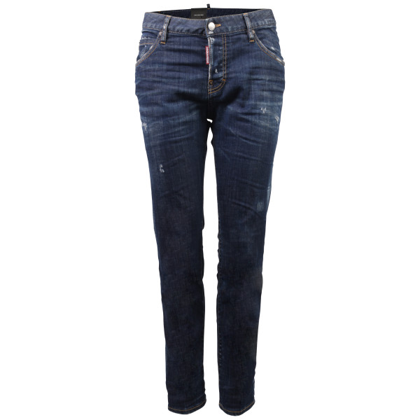 Women's Dsquared D2 Cool Girl Jeans blau