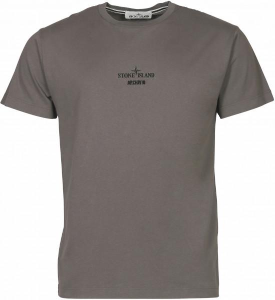 Men's Stone Island Archivio T-Shirt Grey