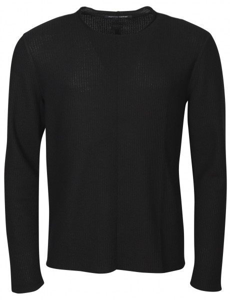 Men's Hannes Roether Knit Sweater Black