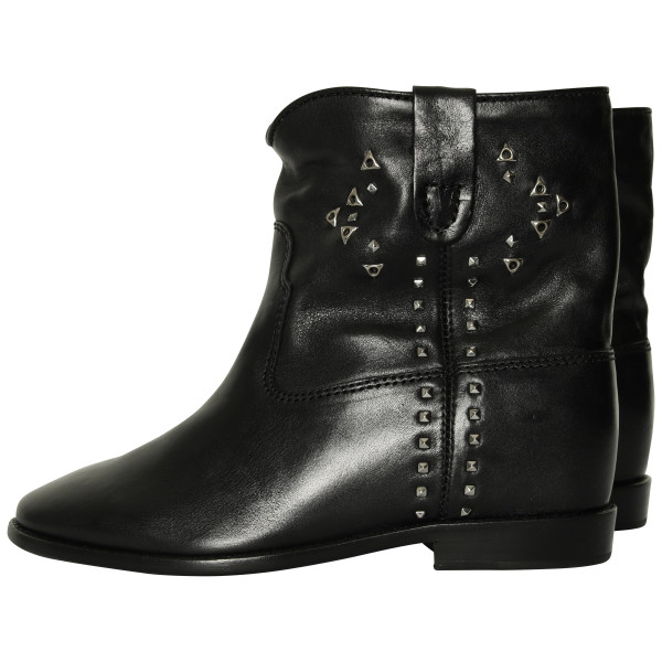 Women's Isabel Marant Boots Cluster Black