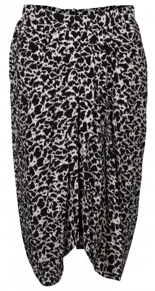 Women's Isabel Marant Étoile Skirt Siasi Black/White
