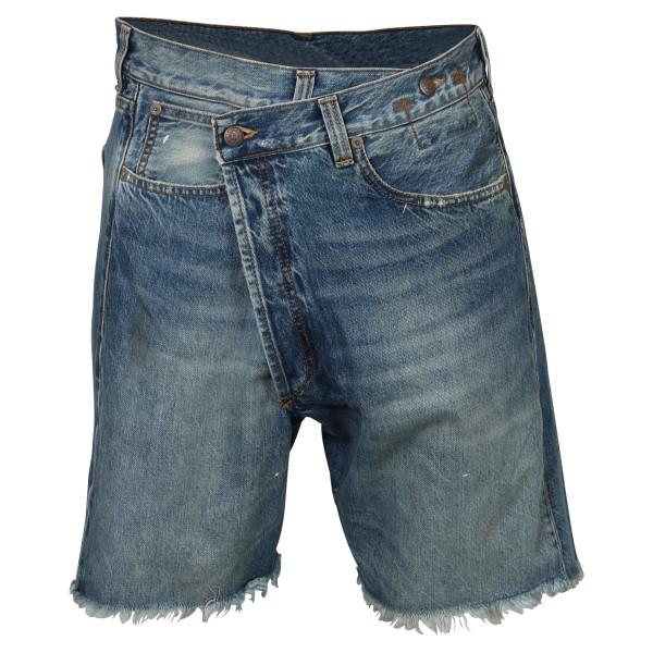 Men's R13 Crossover Short Used Blue