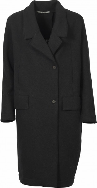 Women's Transit Par Such Wool Coat Black