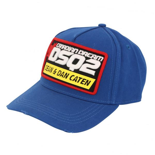 Dsquared Baseball Cap Royal Blue