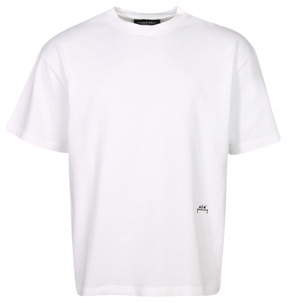 Men's A-Cold-Wall Classic Logo T-Shirt White
