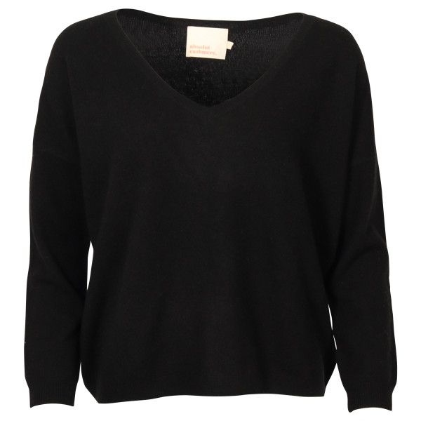 Women's Absolut Cashmere Pullover Angele Black