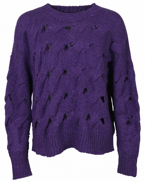 Women's Isabel Marant Pullover Sesley Purple