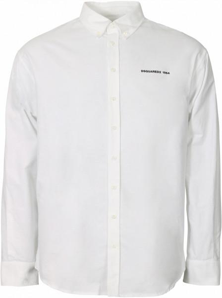 Men´s Dsquared Shirt White