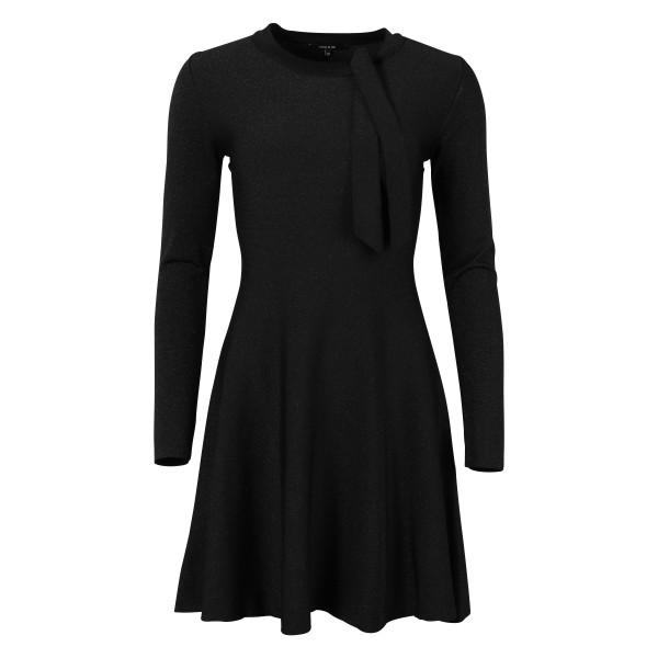 Women's Nikkie Kleid Jolien Bow schwarz