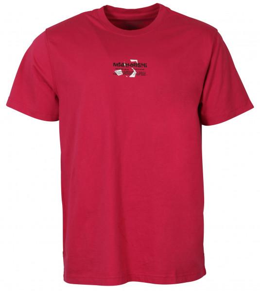 Men's Maharishi Miltype T-Shirt Berry Printed