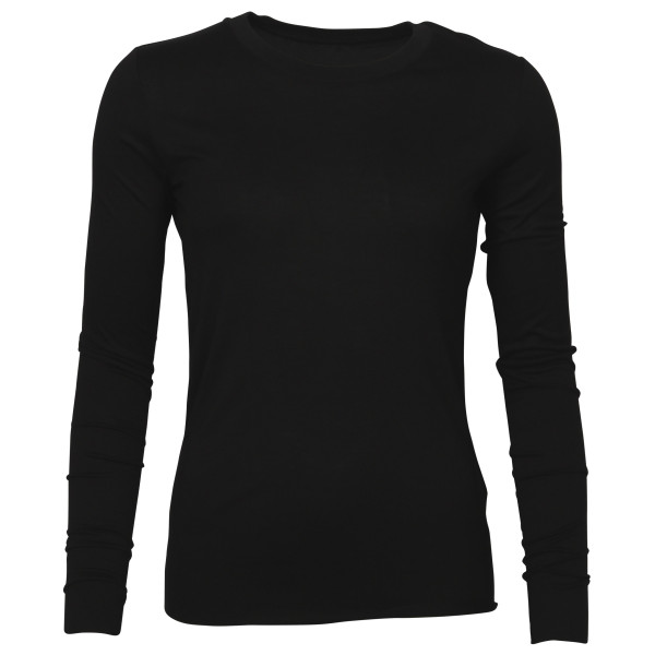 Women's Thom Krom Crewneck T-Shirt Black