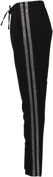 Women's Nikkie Hose Raily black-silver