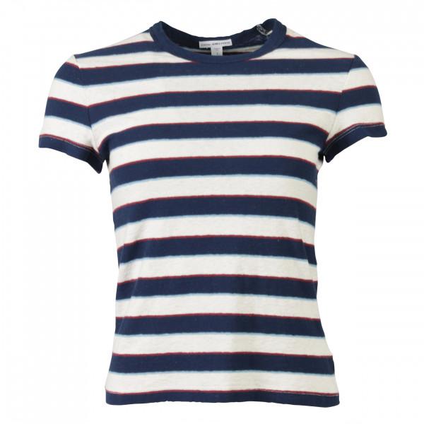 James Perse T-Shirt gestreift