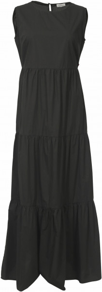 Women's Woolrich Popeline Dress Black