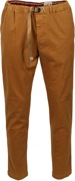 Men's White Sand Chino Washed Camel