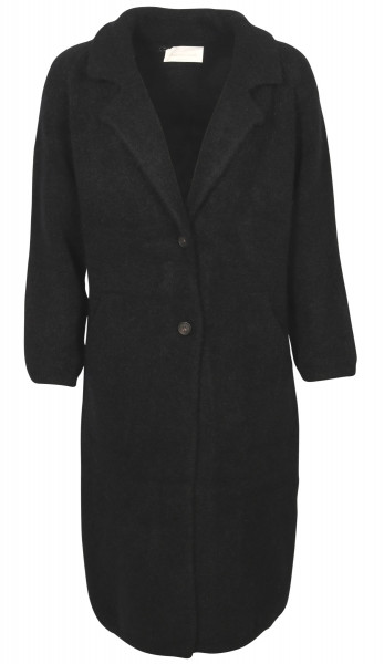 Women's Chiara Bertani Knit Coat Black