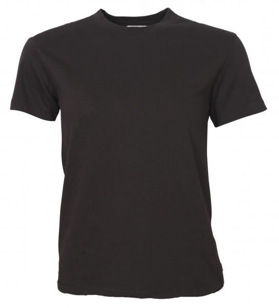 Women's Woolrich Logo T-Shirt Black