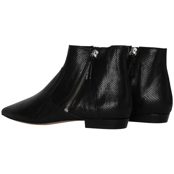 Women's Isabel Marant Boots Dawie schwarz