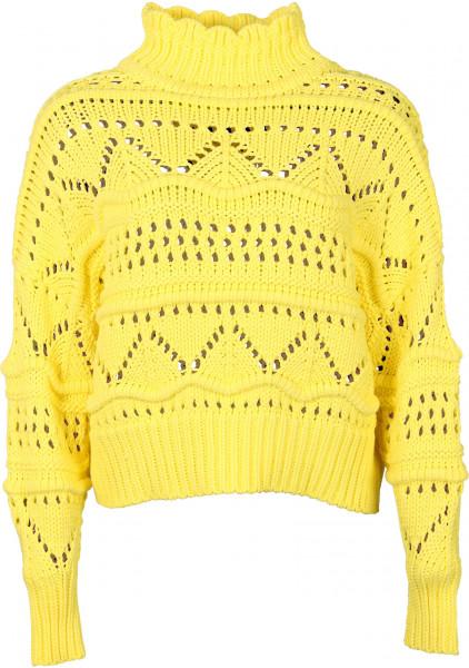Women's Isabel Marant Etoile Pullover Naka Yellow