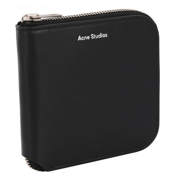 Women's Acne Studios Wallet Csarite Black