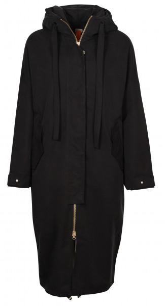 Women's g-lab Coat Sakura Black Removable Inner Lining