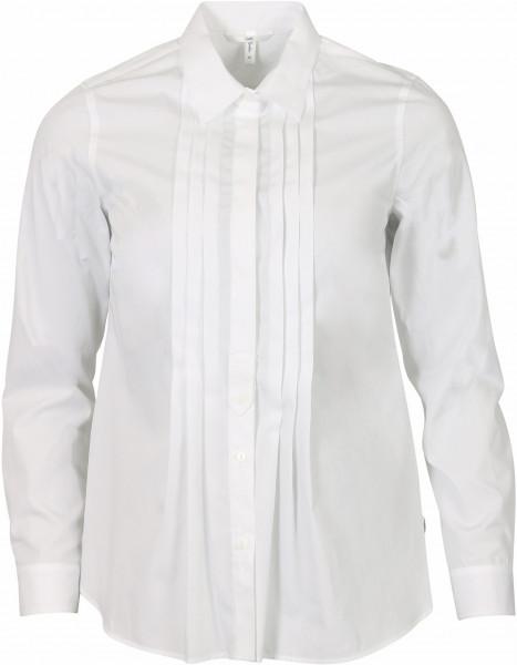 Women's Sophie Cotton Shirt Olina White