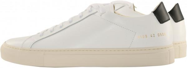 Men's Common Projects Sneaker Retro White/Black