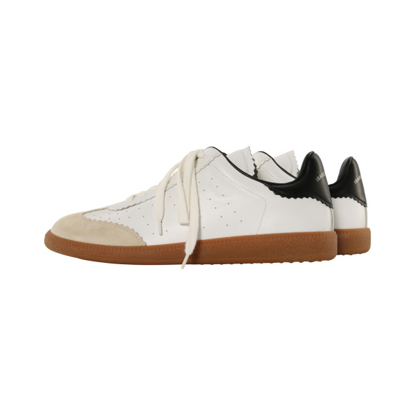 Men's Isabel Marant Sneaker Brycy White