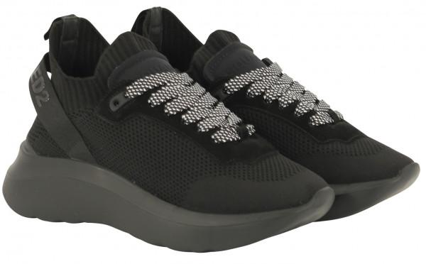 Women's Dsquared Neopren Sneaker Black