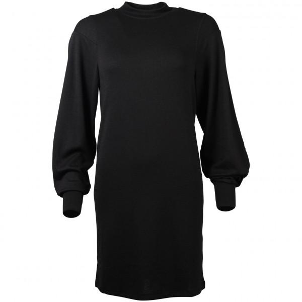 Rag & Bone High Neck Kleid schwarz