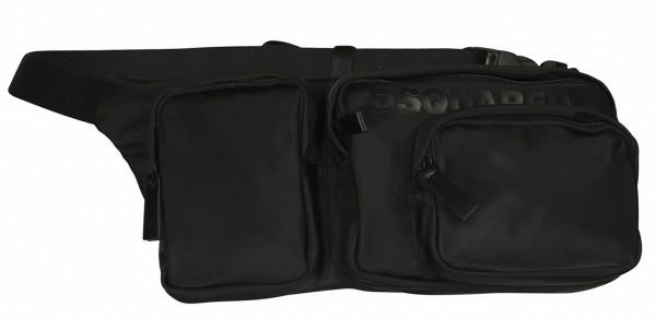 Dsquared Beltbag Black Printed