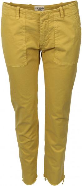 Women's Nili Lotan Pant Jenna Yellow