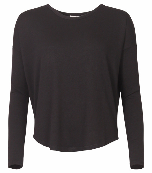 Women's Rag & Bond Longsleeve Hudson Black