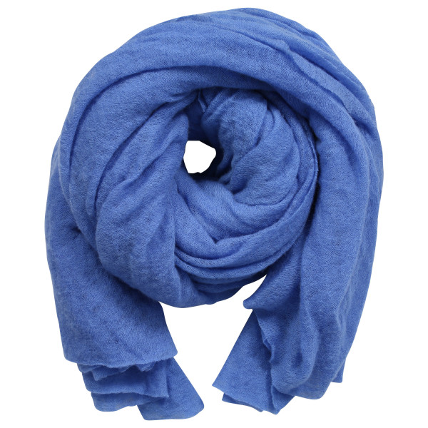PIN1876 Cashmere Scarf Azur Blue