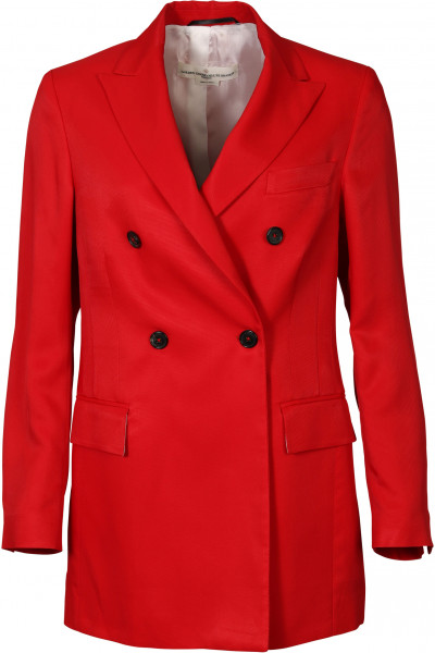 WOMEN'S GOLDEN GOOSE JACKET RED
