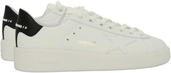 Womens's Golden Goose Sneaker Pure Star White/Black Back