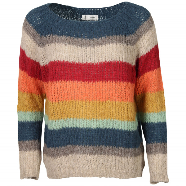 Women's Tif Tiffy Striped Knit Sweater