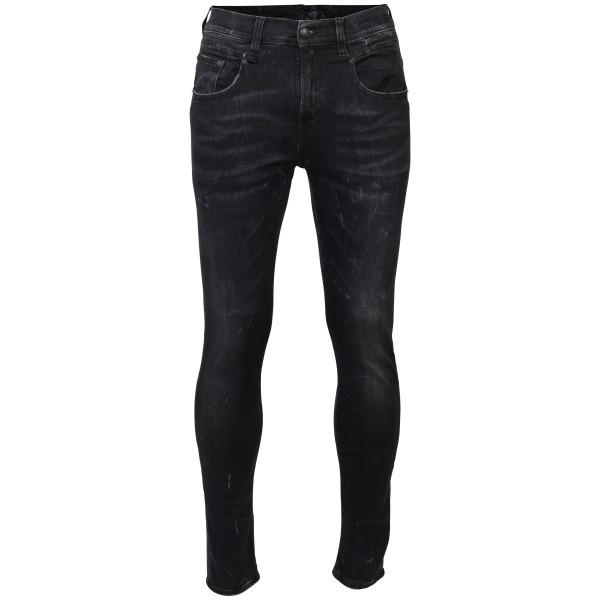Men's R13 Jeans Boy schwarz