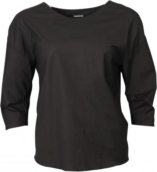 Women's Susanne Bommer Blouse 7/8 Sleeve black